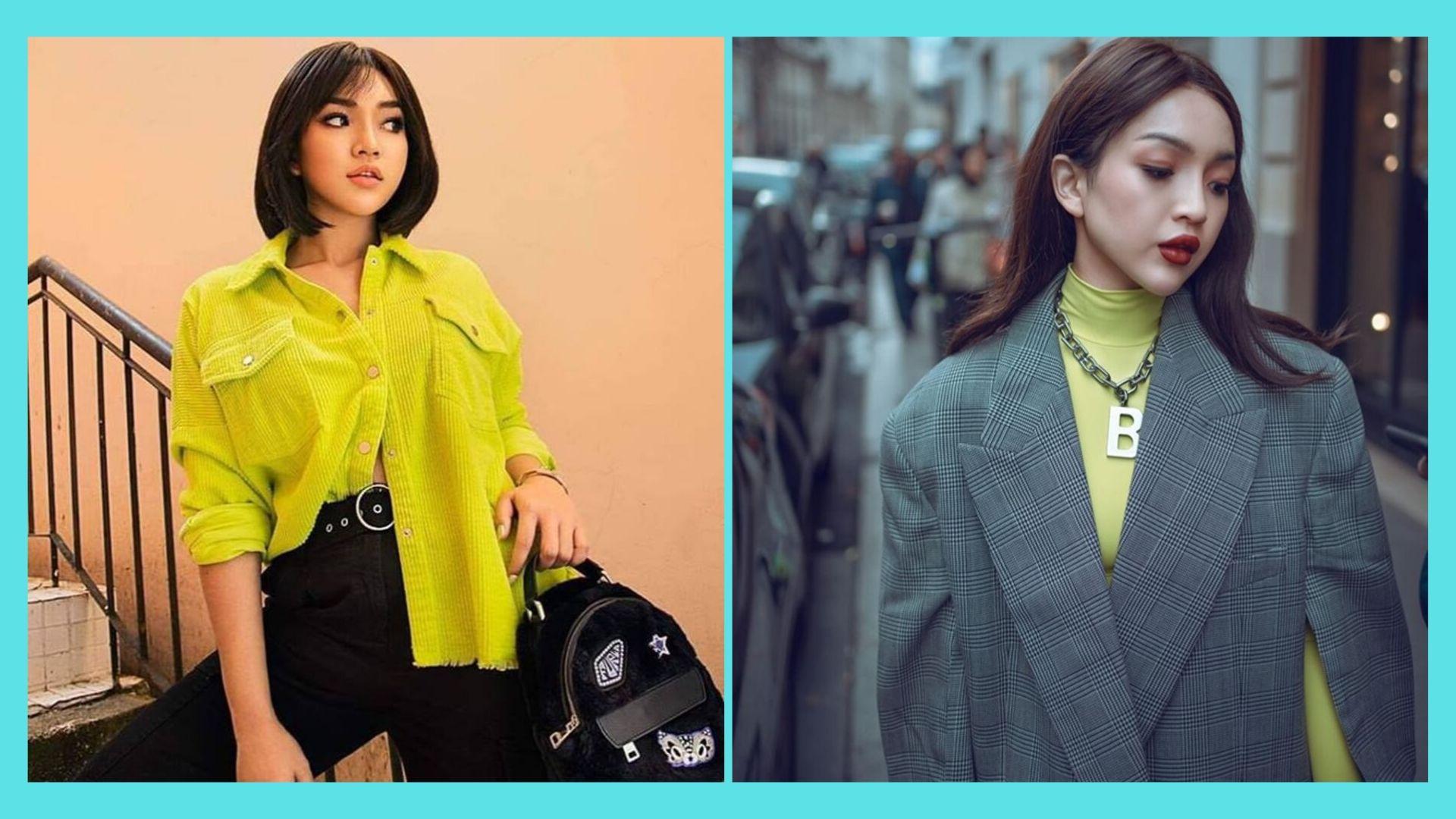 Paris fashion week 2019 ပဲြအတြက္ ပဲရစ္ကို ေရာက္႐ွိေနတဲ့ Beauty Blogger မင္းသမီး ေနျခည္ဦး